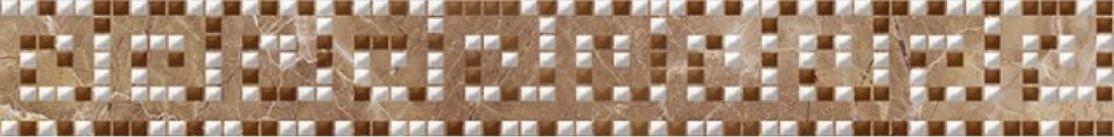 Бордюр Nemo Helias 66-03-15-1362 коричневый 6x40 Ceramica Classic