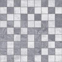 Мозаика Pegas темно-серый-серый 30x30 Ceramica Classic
