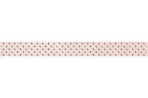 Бордюр Versus Chic 46-03-41-1335 розовый 4х40 матовая Ceramica Classic
