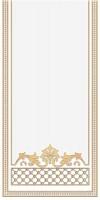 Декор 04-01-1-10-03-29-873-0 Банкетный Золото 25х50 Ceramique Imperiale