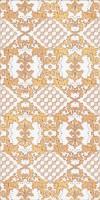 Декор 04-01-1-10-03-29-875-0 Банкетный Золото 25х50 Ceramique Imperiale