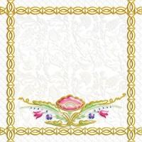 Декор 04-01-1-14-03-00-281-1 Замоскворечье Многоцветный 20х20 Ceramique Imperiale