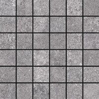 Мозаика 64317 Castle Mosaico 4.7x4.7 Dark Grey 30x30 Cerdomus