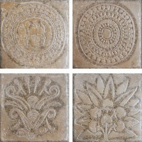 Декор ZHA2 Kyrah BR 1-4 Morak 20x20 Cerdomus