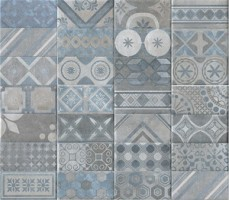 Керамогранит 1049578 New Orleans French Quart.Bourbon 10x20 Cir Ceramiche