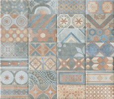 Керамогранит 1049579 New Orleans French Quart.Royal St10x20 Cir Ceramiche