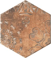 Керамогранит 1051025 Recupera Es.Rosone Naturale Sf 24x27.7 Cir Ceramiche