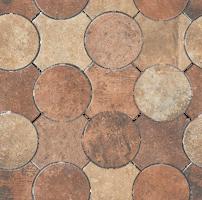 Мозаика 1053027 Recupera Mos.Cerchi Natur.-Ocr 30x30 Cir Ceramiche