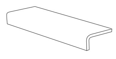 Специальный элемент 1054781 Recupera Elem.L Cotto Bianco 10x40 Cir Ceramiche