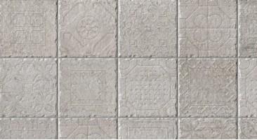 Керамогранит 1060206 Reggio Nell Emilia Broletto Dec.Mix 20x20 Cir Ceramiche