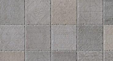 Керамогранит 1060207 Reggio Nell Emilia Due Maestadec.Mix 20x20 Cir Ceramiche