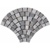 Мозаика 1059702 Reggio Nell Emilia Mos.Vent.Mix Arco 75x52 Cir Ceramiche