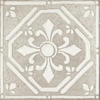 Декор 1046928 Riabita Il Cotto Ins.S/6 Majol.Mq Mini 20x20 Cir Ceramiche