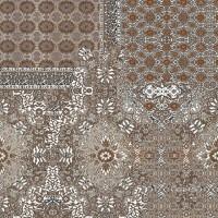Декор 1046933 Riabita Il Cotto Ins.S/4 Pattern Mq Be 20x20 Cir Ceramiche