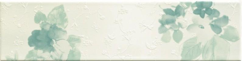 Декор 1042002 Tentazioni Ins.Elite Celeste 14x56 Cir Ceramiche