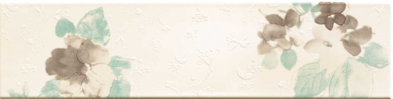 Декор 1042005 Tentazioni Ins.Elite Vaniglia 14x56 Cir Ceramiche