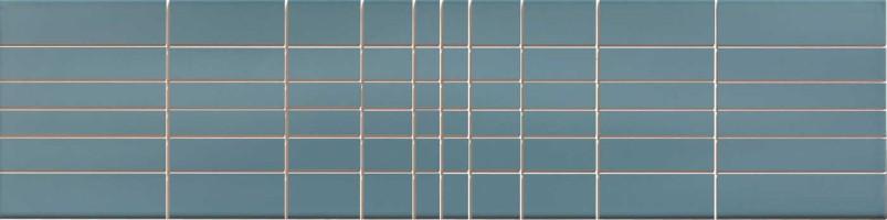 Декор 1042130 Tentazioni Preinc. Blu Balti 14x56 Cir Ceramiche