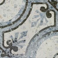 Керамогранит 1059943 Venezia La Fenice Blu 20x20 Cir Ceramiche