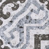 Керамогранит 1059945 Venezia Lido Blu 20x20 Cir Ceramiche