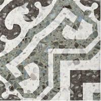 Керамогранит 1059946 Venezia Lido Verde 20x20 Cir Ceramiche