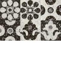 Керамогранит 1059948 Venezia Ca'foscari Grigio Mix 20x20 Cir Ceramiche