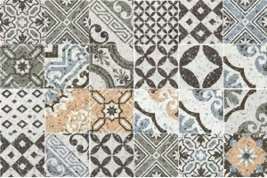 Керамогранит 1059949 Venezia San Marco Mix 20x20 Cir Ceramiche