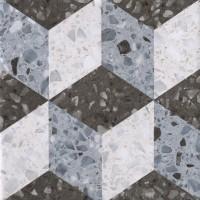 Керамогранит 1060045 Venezia Rialto Blu 20x20 Cir Ceramiche
