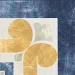 Декор 1036777 Viaemilia Angolo Greca Lin.B/Bl Pz 20x20 Cir Ceramiche