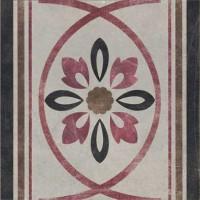 Декор 1036805 Viaemilia Greca Riv.Fiore Gr.Pz 20x20 Cir Ceramiche