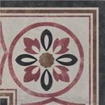 Декор 1036808 Viaemilia Angolo GrecaRiv.Fio.Gr.Pz 20x20 Cir Ceramiche