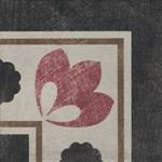 Декор 1036849 Viaemilia Angolo Fas.Rivalta Grigi 10x10 Cir Ceramiche