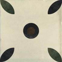 Декор 1036865 Viaemilia Inserto Mauriz.Crema Mq 20x20 Cir Ceramiche