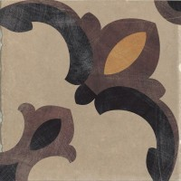 Декор 1036868 Viaemilia Angolo Mauriz.Tortora Mq 20x20 Cir Ceramiche