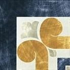 Декор 1036877 Viaemilia Angolo Greca Lin.B/Bl Mq 20x20 Cir Ceramiche