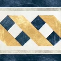 Декор 1036880 Viaemilia Greca Fest.B/Bl Mq 20x20 Cir Ceramiche