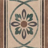Декор 1036896 Viaemilia Greca Riv.Fiore To.Mq 20x20 Cir Ceramiche