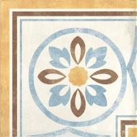 Декор 1036897 Viaemilia Angolo GrecaRiv.Fio.Cr.Mq 20x20 Cir Ceramiche