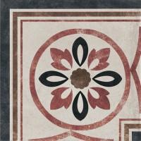 Декор 1036898 Viaemilia Angolo GrecaRiv.Fio.Gr.Mq 20x20 Cir Ceramiche