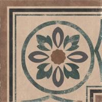 Декор 1036899 Viaemilia Angolo GrecaRiv.Fio.To.Mq 20x20 Cir Ceramiche