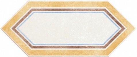 Керамогранит 1041183 Viaemilia Losanga Rivalta Crema 14x34 Cir Ceramiche