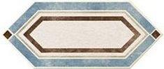 Керамогранит 1041188 Viaemilia Losanga Viaem.Cr/Az P 14x34 Cir Ceramiche