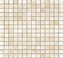 Мозаика настенная CV20087 Mos.Polished Crema Marfil 30.5x30.5 Colori Viva