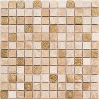 Мозаика настенная CV10135 Natural Mix Мозаика 2.3x2.3 29.8x29.8 Colori Viva