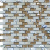 Мозаика Tenerife CV11015 Brick 1.5x3 30x30 Colori Viva