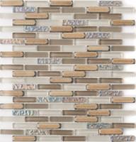 Мозаика Tenerife CV11030 Brick 1.2x5 28.6x30.6 Colori Viva