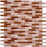 Мозаика Tenerife CV11034 Brick 8x10 26x29 Colori Viva