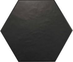 Керамогранит 20338 Hexatile Negro Mate New 17.5x20 Equipe