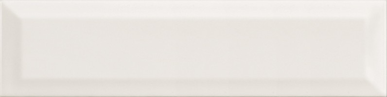 Настенная плитка 14247 Metro White Matt 7.5x30 Equipe