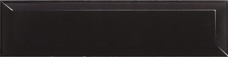 Настенная плитка 14250 Metro Black Matt 7.5x30 Equipe