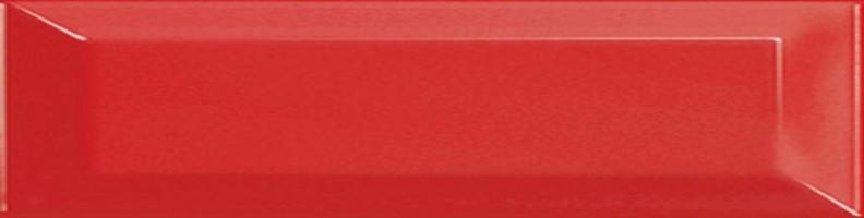 Настенная плитка 14251 Metro Rosso 7.5x30 Equipe
